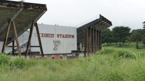 The Stadium where the National soccer team plays